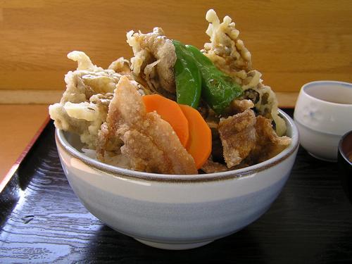 谷川岳丼2