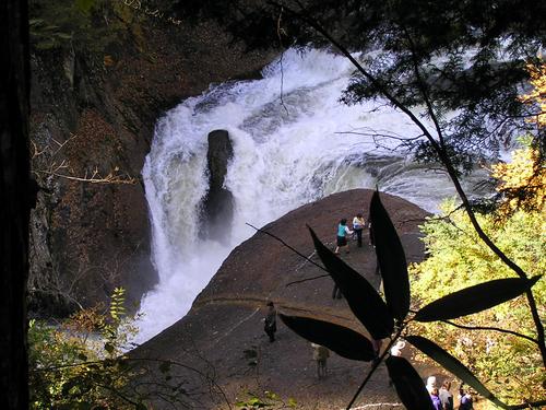 吹割の滝01