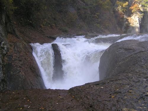 吹割の滝05