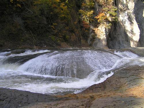 吹割の滝07
