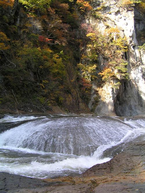 吹割の滝08