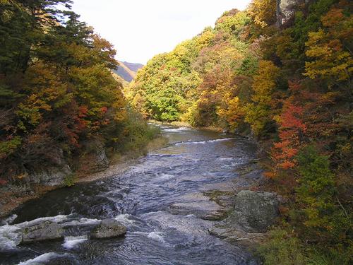吹割の滝24