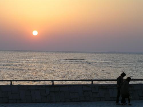 間瀬公園3月27日08