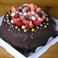 オーダーのケーキ1