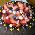 オーダーのケーキ2